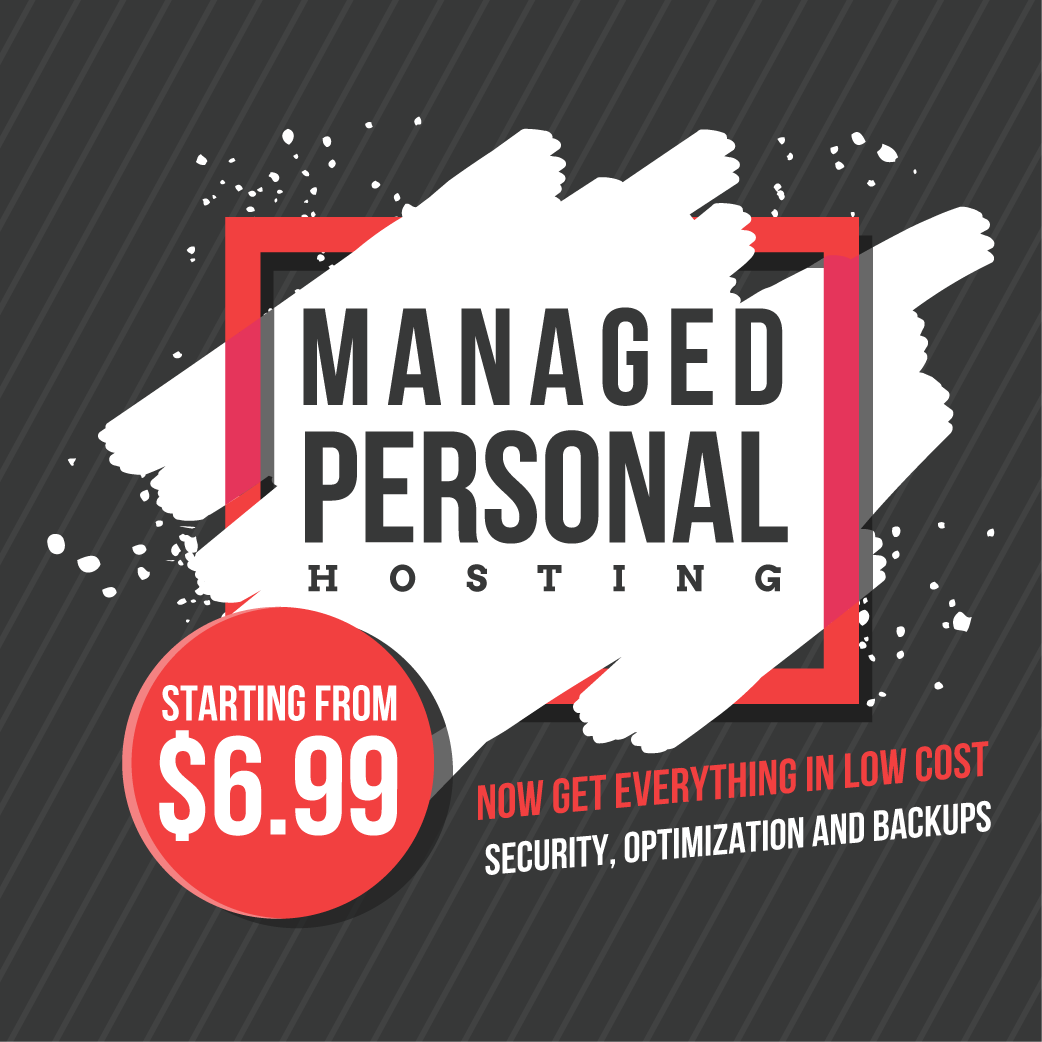 Managed Personal Hosting